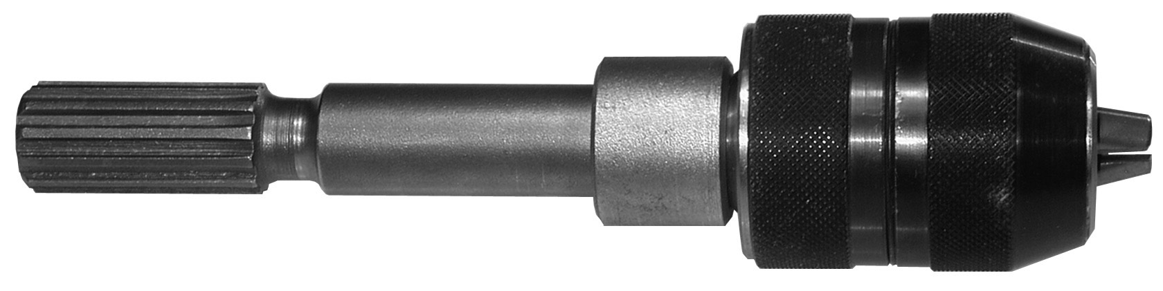 rotary chuck driver adapter sds plus sds max spline drive