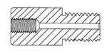Adapters - Threaded Adapter 5816FEFULL-114M - adapters - Threaded Adapter - Diamond Drill Bits - Alternative - Diamond Core Drill - Alternative - Core Drill Bits - Adapters
