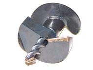 Custom Drill Bits - Extra Large Drilling Head - Wood