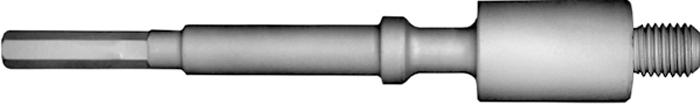 Adapters - Percussion Core Adapter - PAT717 - Hammer - Impact carbide tipped drill bits, wood, masonry, pole, auger, bit counter bore sink repair retip refurbish sharpen custom manufacture