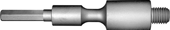 Adapters - Percussion Adapter - PAT-726 - Hammer - Impact carbide tipped drill bits, wood, masonry, pole, auger, bit counter bore sink repair retip refurbish sharpen custom manufacture