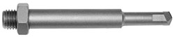 percussion core masonry drill bit pilot - carbide tipped drill bit
