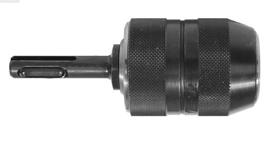 Adapters - convert sds Plus - Adapter - Rotary Chuck Driver - RCDDKL12