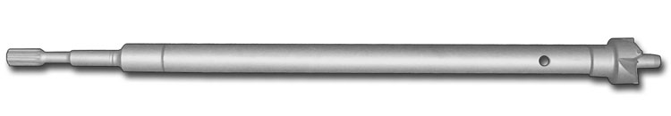 railroad counterbore - trox bolt system - counter sinking systems - railroad drill bits - carbide tipped drill bits - masonry drill bits