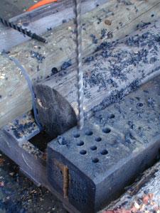 railroad tied drill bits - fiberglass drill bits - carbide tipped drill bits