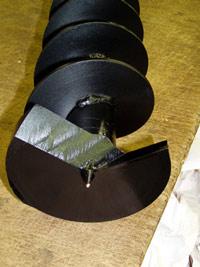 Wood Bits - Carbide tipped wood auger - pole bits - extra long bridge bits