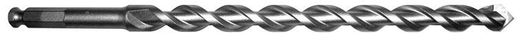 fiberglass drill bits - pole drill bits