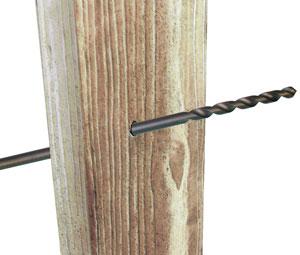 bell hanger drill bits - wood drill bits - non carbide tipped drill bits - wire fishing drill bits - installer drill bits