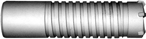 percussion core body - carbide tipped drill bit - masrony drill bit - core drill bit