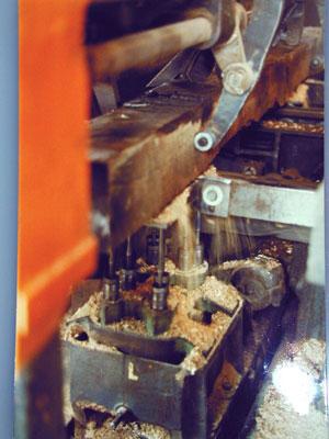 railroad tie drill bits - carbide tipped drill bits - wood drill bits