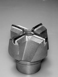railroad tie counterbore - masonry drill bits - carbide tipped