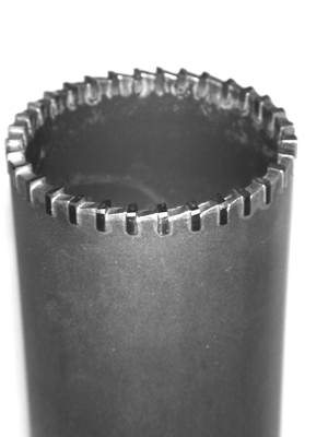 carbide tipped drill bits - plate cutters - core bits